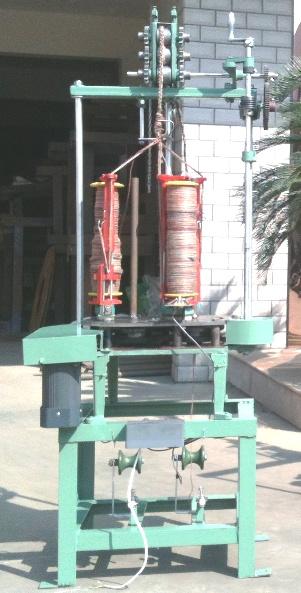180-3 Round Rope Middle Speed Braiding Machines