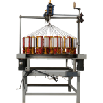 DH100 Series Middle Speed Round Rope Braiding Machine