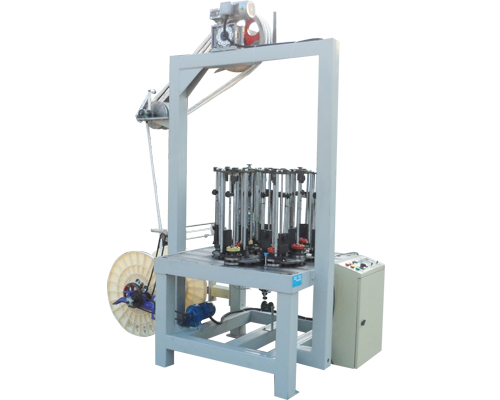 GD265 Series High Speed Rope Braiding Machine