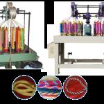 TS Series High Speed Solid Rope Braiding Machine
